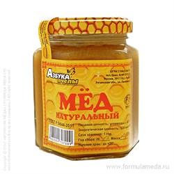 Мёд разнотравье 250 АЗБУКА ПЧЕЛЫ продукция в официальном интернет-магазине ФОРМУЛА МЁДА 101-017-02 01