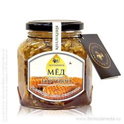 Бортевой мёд 400 ТЕНТОРИУМ продукция в официальном интернет-магазине ФОРМУЛА МЁДА 101-001-01 01