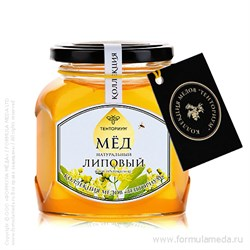 Липовый мёд 500 ТЕНТОРИУМ продукция в официальном интернет-магазине ФОРМУЛА МЁДА 101-005-01 01