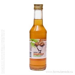 Имбирный сироп на фруктозе 250 мл БИОИНВЕНТИКА продукция в официальном интернет-магазине ФОРМУЛА МЁДА 202-107-19 01