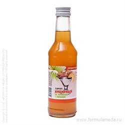 Имбирный с Лимоном сироп на фруктозе 250 мл БИОИНВЕНТИКА продукция в официальном интернет-магазине ФОРМУЛА МЁДА 202-108-19 01