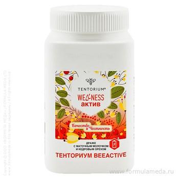 Bee Active драже 280 ТЕНТОРИУМ продукция в официальном интернет-магазине ФОРМУЛА МЁДА 201-012-01 01
