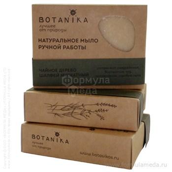 Чайное дерево и шалфей мускатный мыло 100 Botavikos Botanika в официальном интернет-магазине ФОРМУЛА МЁДА 309-014-13 01