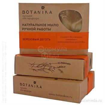 Березовый деготь мыло 100 Botavikos Botanika в официальном интернет-магазине ФОРМУЛА МЁДА 309-008-13 01