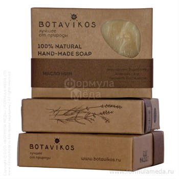 Масло ним мыло 100 Botavikos Botanika в официальном интернет-магазине ФОРМУЛА МЁДА 309-012-13 01