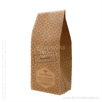 Крапива молотая 50 ТЕНТОРИУМ продукция в официальном интернет-магазине ФОРМУЛА МЁДА 205-018-01 01