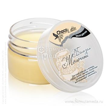 Молочный бальзам-масло для сухой кожи рук 60 ШОКОЛАТТЕ продукция в официальном интернет-магазине ФОРМУЛА МЁДА 305-008-19 01