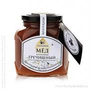 Гречишный мёд 450 ТЕНТОРИУМ продукция в официальном интернет-магазине ФОРМУЛА МЁДА 101-003-01 01
