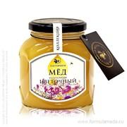 Цветочный мёд 450 ТЕНТОРИУМ продукция в официальном интернет-магазине ФОРМУЛА МЁДА 101-010-01 01