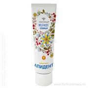 Апидент зубная паста 100 ТЕНТОРИУМ продукция в официальном интернет-магазине ФОРМУЛА МЁДА 304-003-01 01